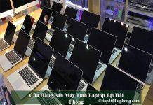 Cửa hàng bán máy tính laptop tại Hải Phòng