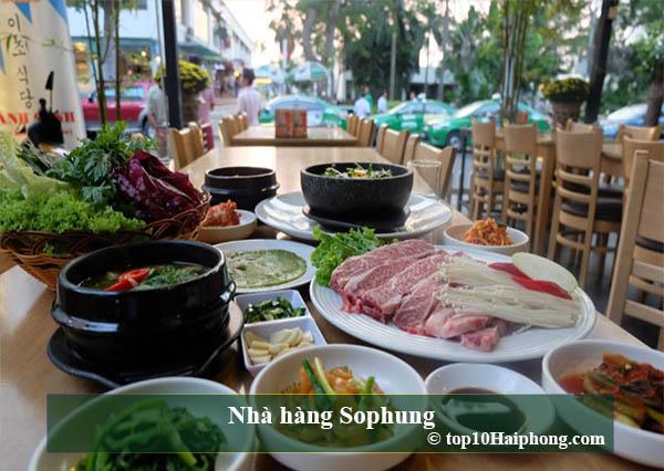 Nhà hàng Sophung