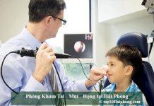Phòng khám tai mũi họng tại Hải Phòng