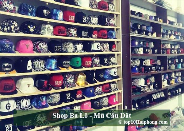 Shop Ba Lô - Mũ Cầu Đất