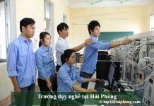 Trường dạy nghề tại Hải Phòng