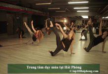 Trung tâm dạy múa tại Hải Phòng