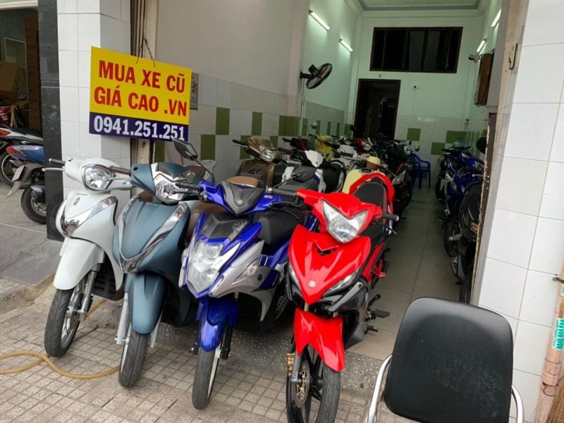 xe máy cũ Hải Phòng